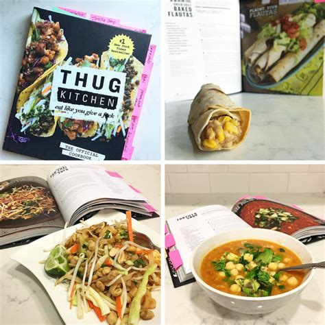 Thig Kitchen by Thug Kitchen Recipe Book Review