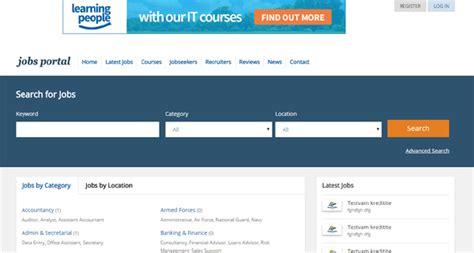 Job Portal Qatar Job Site Software Employee Website Job Seekers Website Qatar Employee Website Template