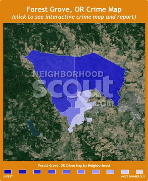 forest grove oregon map forest grove crime rates and statistics neighborhoodscout