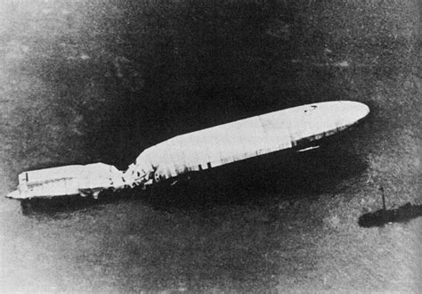 Zeppelin L by 06 August 1914 From Above The Great War