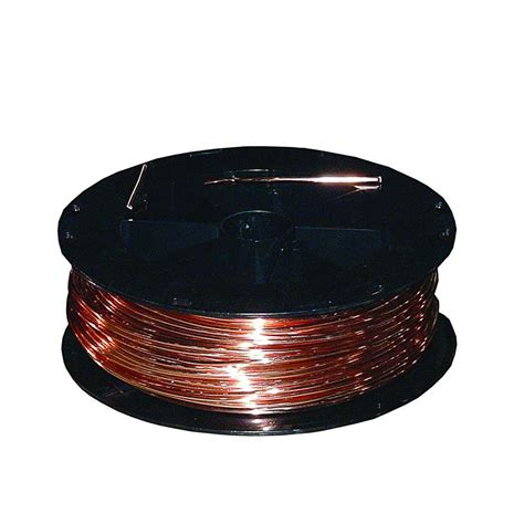 southwire 800 ft 10 solid bare copper wire 10626002 the