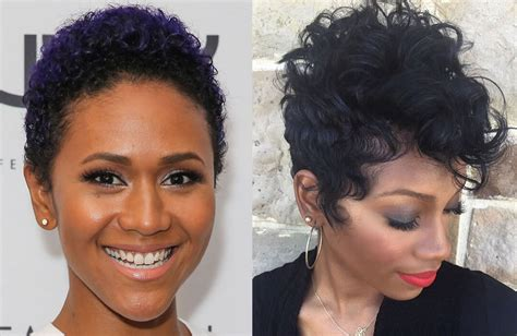 haircuts for of color 2018 pixie haircut images hair colors for black