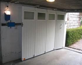pose porte de garage motoris 233 e installation de