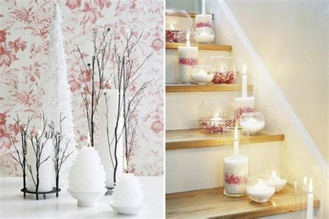 Decorating A Banister Beautiful Christmas Stairs Design Ideas
