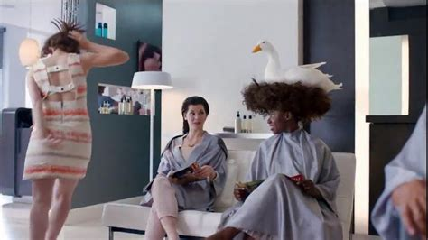 aflac commercial actress aflac tv commercial duck salon ispot tv