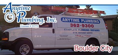 boulder city plumbing air conditioning heating repair