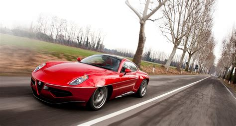 touring disco volante driving the new carrozzeria touring disco volante