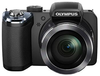 olympus announces a small superzoom compact (no m43 news