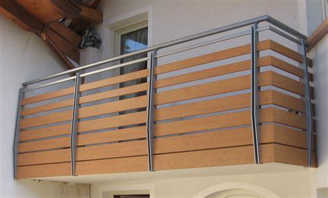 ringhiera in legno fai da te corrimano in legno per esterni ringhiera scala in legno