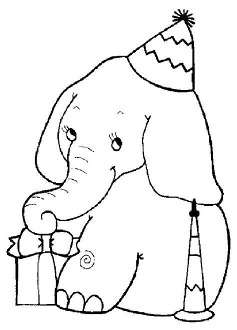 coloring book pages elephant elephant coloring pages to print coloring home