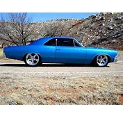 1966 Chevelle With ZZ502 Crate The Blue Is Called Nassau