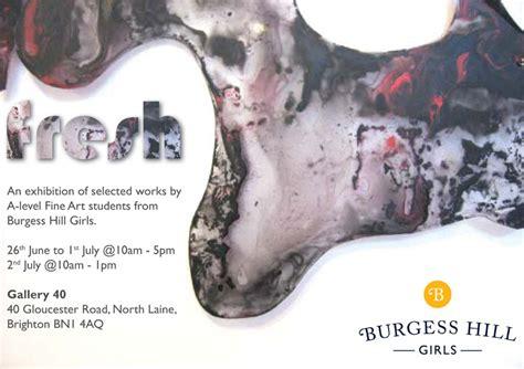 art design burgess hill art exhibition at gallery 40 burgess hill girls