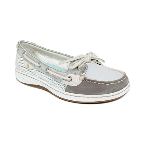 gray boat shoes sperry top sider grey www imgkid the image kid has it