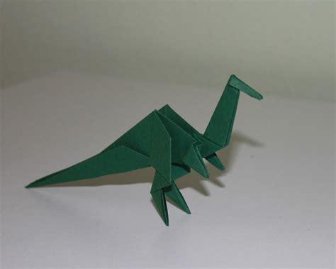 Velociraptor Origami - origami ks