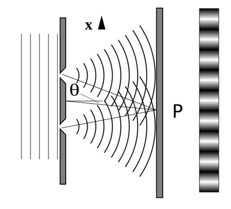 interference pattern gold what does the interference pattern look like for the