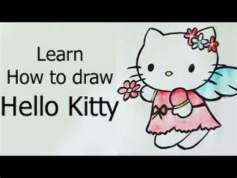 Hello To The Rescuefor Real by Learn How To Draw Hello Real Time