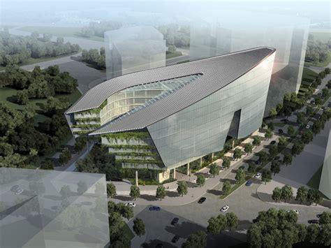 East Wing Floor Plan by Lucasfilm S Sandcrawler Building Aedas The Superslice