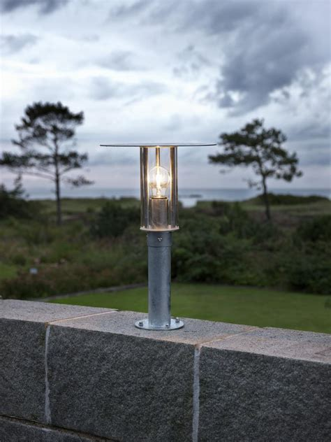 Outdoor Lighting Ta Mode Grindlykta Pedestal Lanterns Lightshop