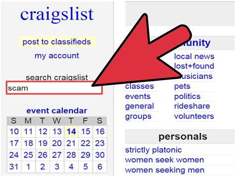 Housing Scams On Craigslist by How To Spot A Craigslist Scam 5 Steps With Pictures