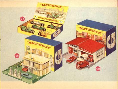 Pedro P370 matchbox lesney 1965 catalog gift sets vintage toys