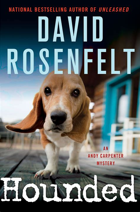 one an andy carpenter mystery an andy carpenter novel books episode 19 david rosenfelt speaking of mysteries