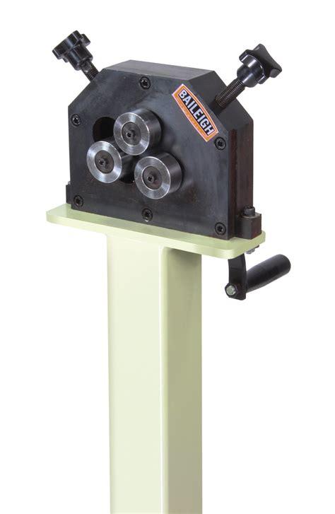 baileigh manual ring roller   magnum tools