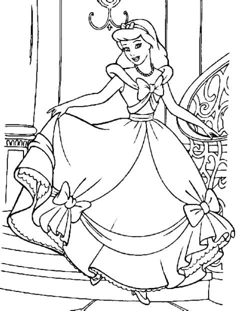 cinderella happy birthday coloring pages junio 2010 learningenglish esl