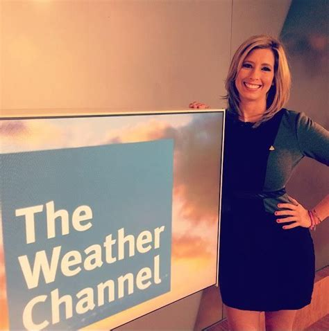 weather channel girl stephanie pictures to pin on 1000 ideas about stephanie abrams on pinterest