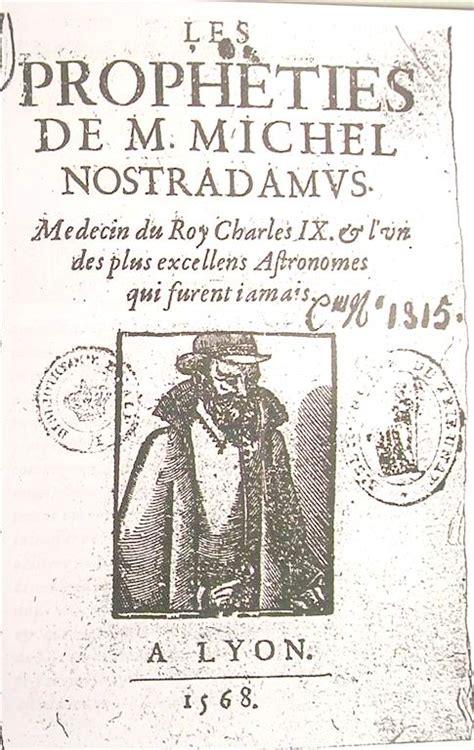 b07mn8hcqb la prophetie de l almanach nostradamus les proph 233 ties d un homme de science