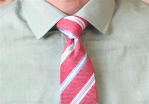 nudo medio windsor el nudo medio windsor como hacerlo nudos de corbata