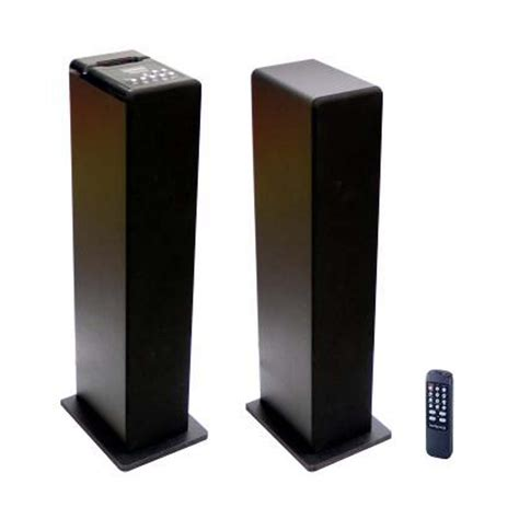 craig 97080703m home theater speaker with bluetooth and fm