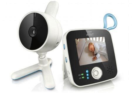 فيليبس avent تطلق scd610، مراقبة طفل رقمية جديدة مع الكاميرا