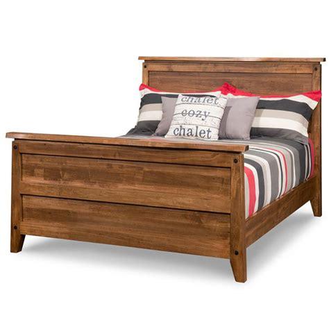 pemberton bed home envy furnishings solid wood