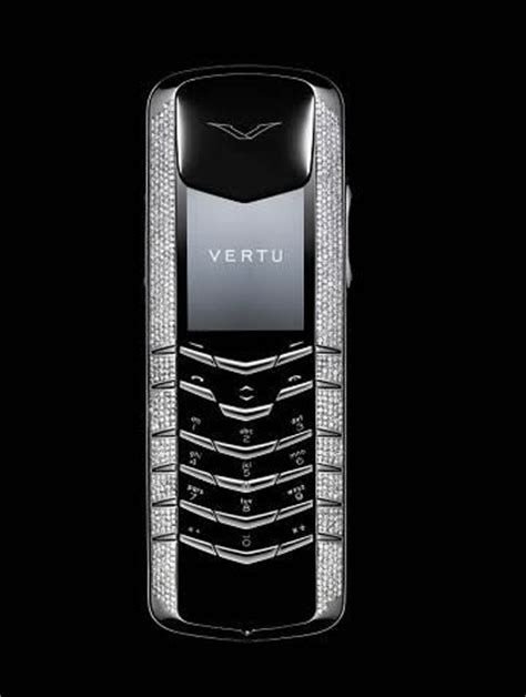 vertu phone luxury smartphone maker vertu chooses android over