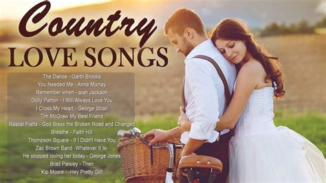 Best Classic Country Love Songs About Falling In Love