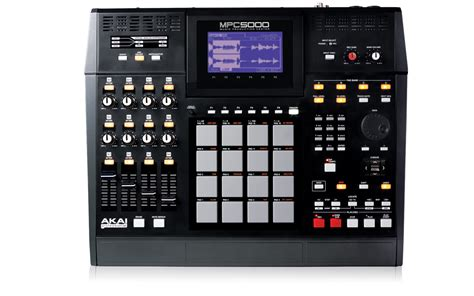 mpc workflow akai professional mpc5000