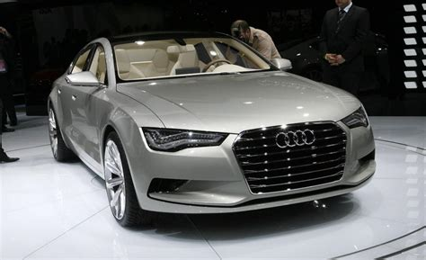 Audi A7 Concept by Car And Driver