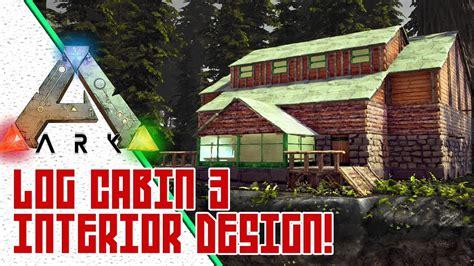 small house interior design the ark ark log cabin interior design w utc exploring ragnarok
