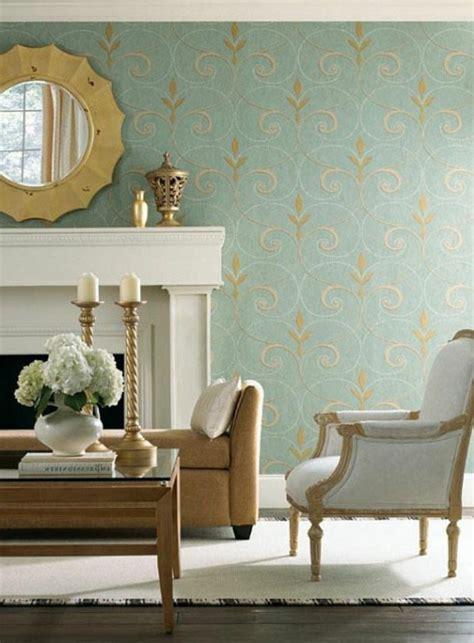 schöne wohnzimmer ideen dekor kamin sessel