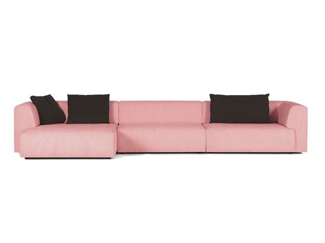 chaiselongue sofa duo sofa with chaise longue by sancal design rafa garc 237 a