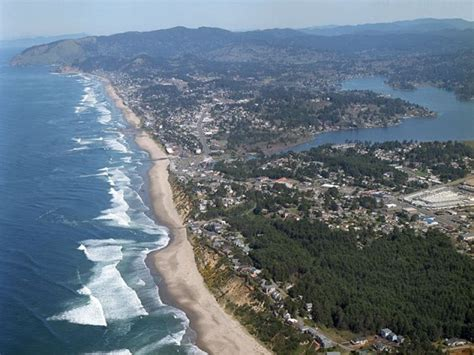 lincoln city oregon an affordable small town