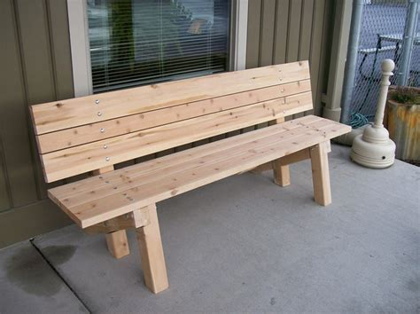 patio bench plans handymanwire garden benches built