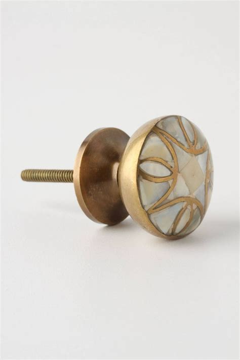Dresser Knobs Anthropologie by Of Pearl Knob Anthropologie Glass Door