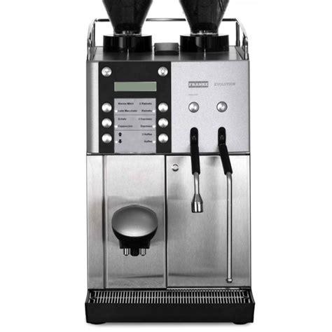Franke Evolution Coffee Machine   HoReCa Hot Drinks Machines   Intelligent Vending Ltd