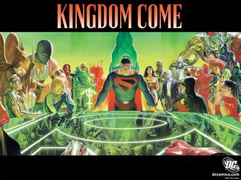 bedtime for batman dc heroes kingdom come story arc comic vine