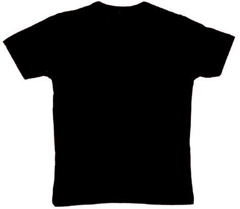 Kaos Hitam kaos hitam polos clipart best
