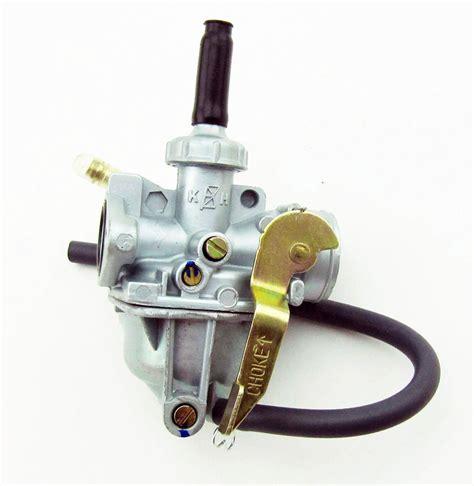 stock size carburetor  honda crf xr  crf xr  zrstock size