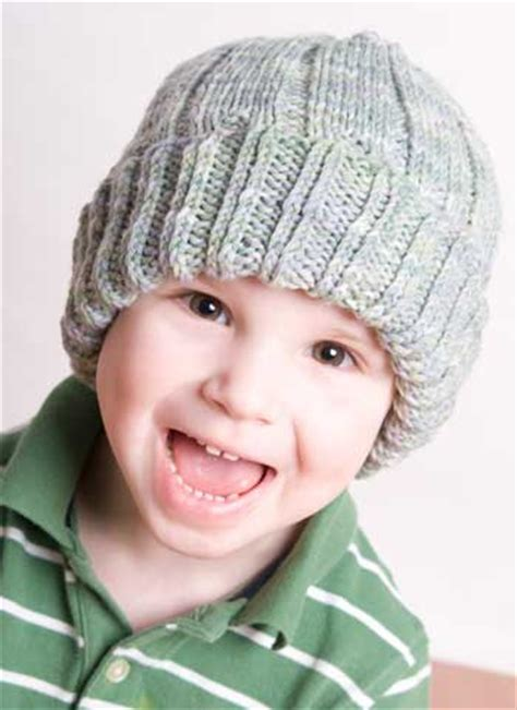 knitting pattern boys hat crochet and knit hat patterns for boys andrea s notebook