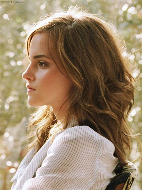 emma watson long hair beautiful my hair and i love on pinterest