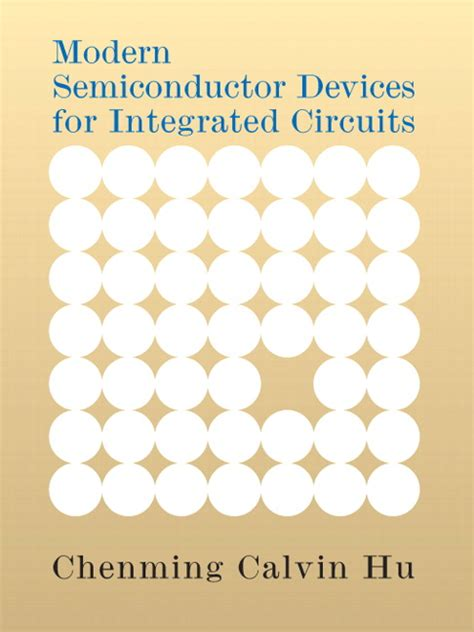 solution manual for modern semiconductor devices for integrated circuits chenming c hu